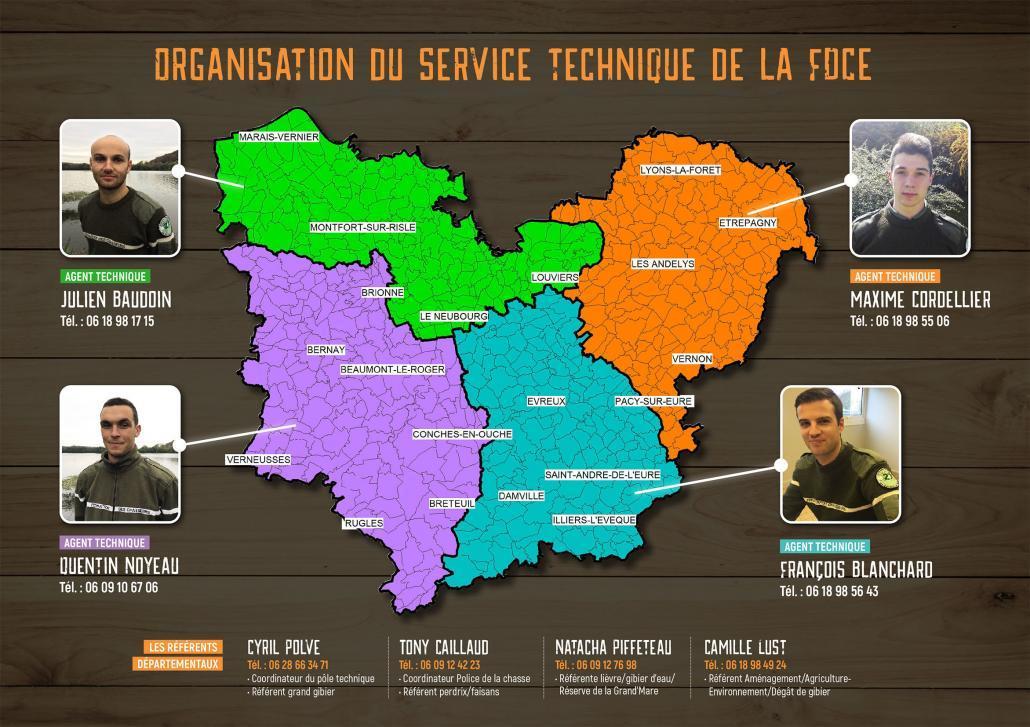 Service Technique FDCE